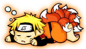 Naruto Chibi by Annemar