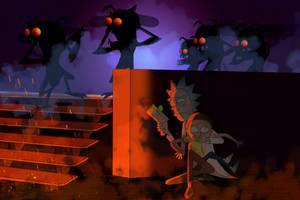 Shadows of the Federation by Anendda-Rysden