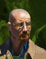 The One Who Knocks w/ Speed Painting by BonnyJohn