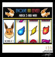 Eevee!  Pokemon One a Day! by BonnyJohn