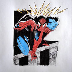 Spider-Man: Torment by miroredgrave