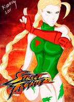 Street Fighter by Xiaoyu-san