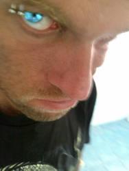 Ole Blue Eyes by MartyrDoG