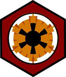 Emblem of the First Imperial Order of the Sith by MartyrDoG