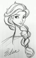 Elsa by missambrosia