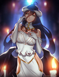 Albedo by PinkLadyMage