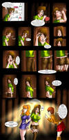 Shaggy TG Comic | Scooby Doo by Schinkn