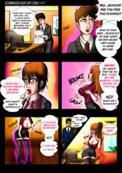 Secretary TG | Commission by Schinkn