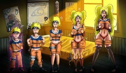 Naruto AP/TG/Bimbo | Commission by Schinkn