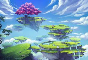 Magic Tree by Gulakova-Viktoria