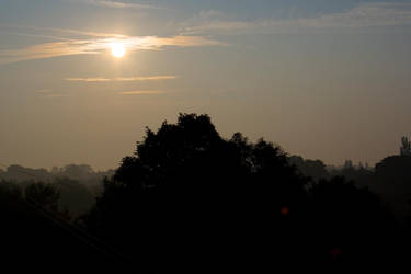 Morning haze by BlackRicoh