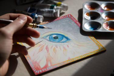 131201 - Eye by D0RIAN0
