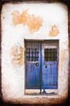 Blue Door by kereszteslp