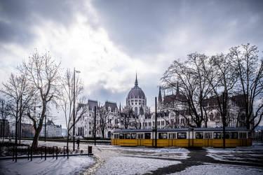 Budapest - Hungarian Parliament 01 by kereszteslp