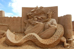 sand scupltures 8 by daniellepowell82
