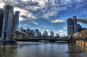 Yarra River City by daniellepowell82