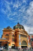 Flinders Street Station by daniellepowell82