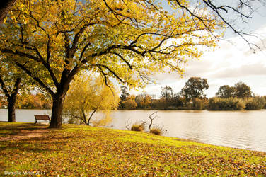 Lake Weeroona by daniellepowell82