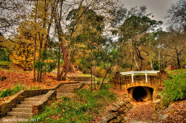 Hepburn Springs HDR by daniellepowell82