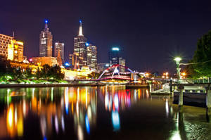 Melbourne Alight by daniellepowell82