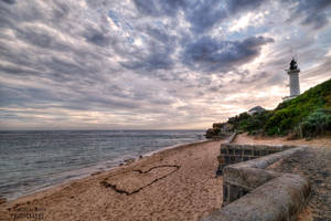 Point Lonsdale Lighthouse HDR by daniellepowell82