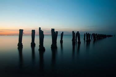 Pier by daniellepowell82