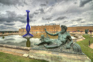 Palace of Versailles Gardens 2 by daniellepowell82