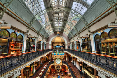 Queen Victoria Building 2 by daniellepowell82