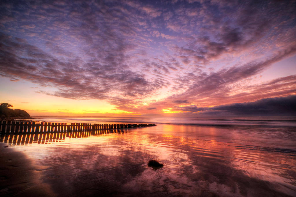 Torquay Sunrise by daniellepowell82