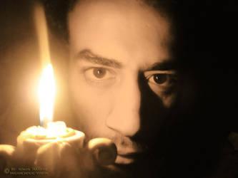 Sudden darkness by Melancholic-Vision