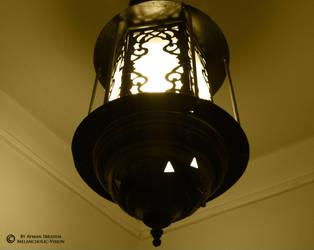 Thy light by Melancholic-Vision
