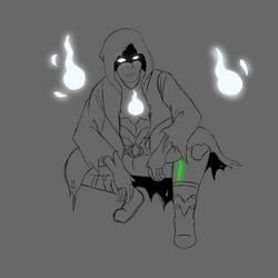 Phaze Reboot by The-Nightclaw