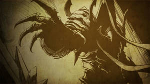 Diablo III Malthael by Sweetnessnina