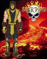 Scorpion - MK1 by RazorsEdge701