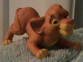 TLK-Vitani McDonalds 2005 Toy Custom by KrazyKari