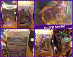 ( Skylanders ) Elite Spyro the Dragon Boxed Figure by KrazyKari