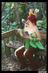 (Spyro) Reignited Trilogy Elora Cosplay by KrazyKari