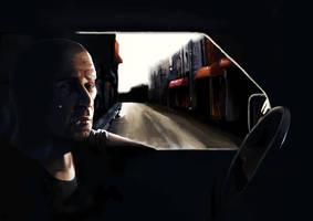 Restless Ride by Rashedjrs
