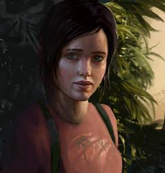 Ellie by Rashedjrs