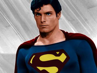 SUPERMAN by Aiestesis