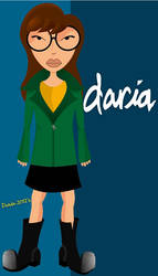 Daria by Aiestesis