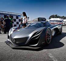 Mazda Prototype by 7perfect7