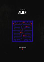 Alien by patyczak