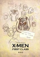 X-Men: First Class by patyczak
