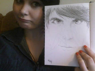 Does anyone know who this beautiful man is?? by Bethany-nyan