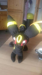 My own made Umbreon :) by joris50066