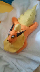 Flareon plushie by joris50066
