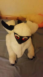 Absol Plushie by joris50066