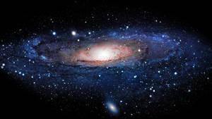 Andromeda Nebula Clean by Rah2005