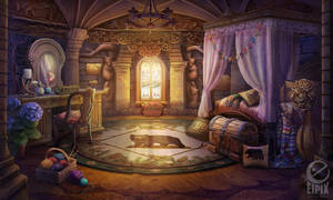 Goldilock's room by celedka